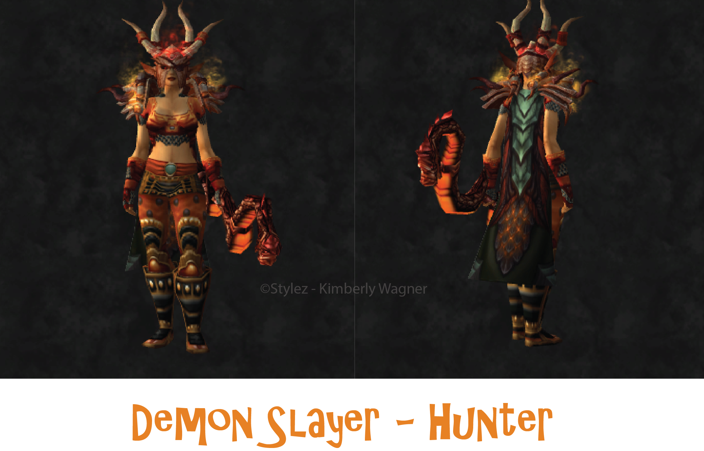 Demon Hunter Transmog Sets of all kinds in Battle for Azeroth. Preview them on any race in the model viewer and filter sets by color, style, tier, and more. Preview them on any race in the model viewer and filter sets by color, style, tier, and more.